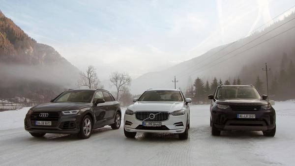 Det sucht Spar-SUV | Gebrauchte M5 & Co. | Folienprinzen 2 | Allradvergleich | Jade Race