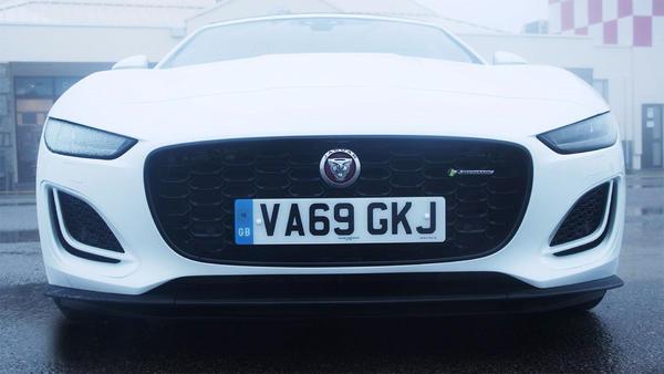 Heute u. a.: Fahrbericht Jaguar F-Type mit Lance