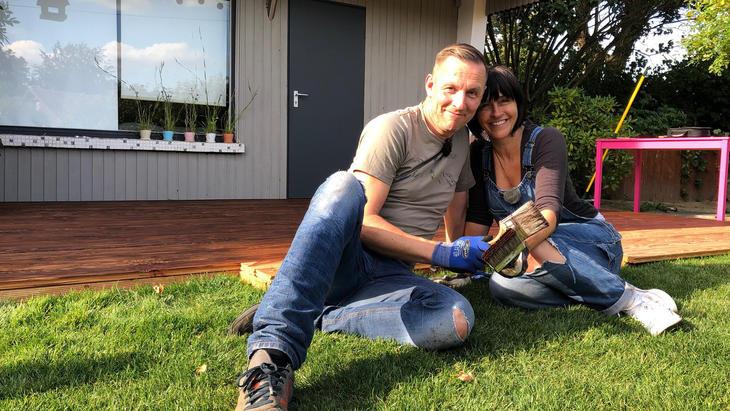 Heute u.a.: Nicole und Thomas bauen ein Hochbeet | Folge 2