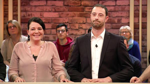 Kandidatenpaar Jessica & Andre / Experte Mauro