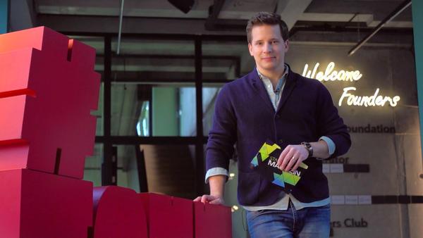 Thema: Wie Großunternehmen die Ideen von Startups nutzen und fördern