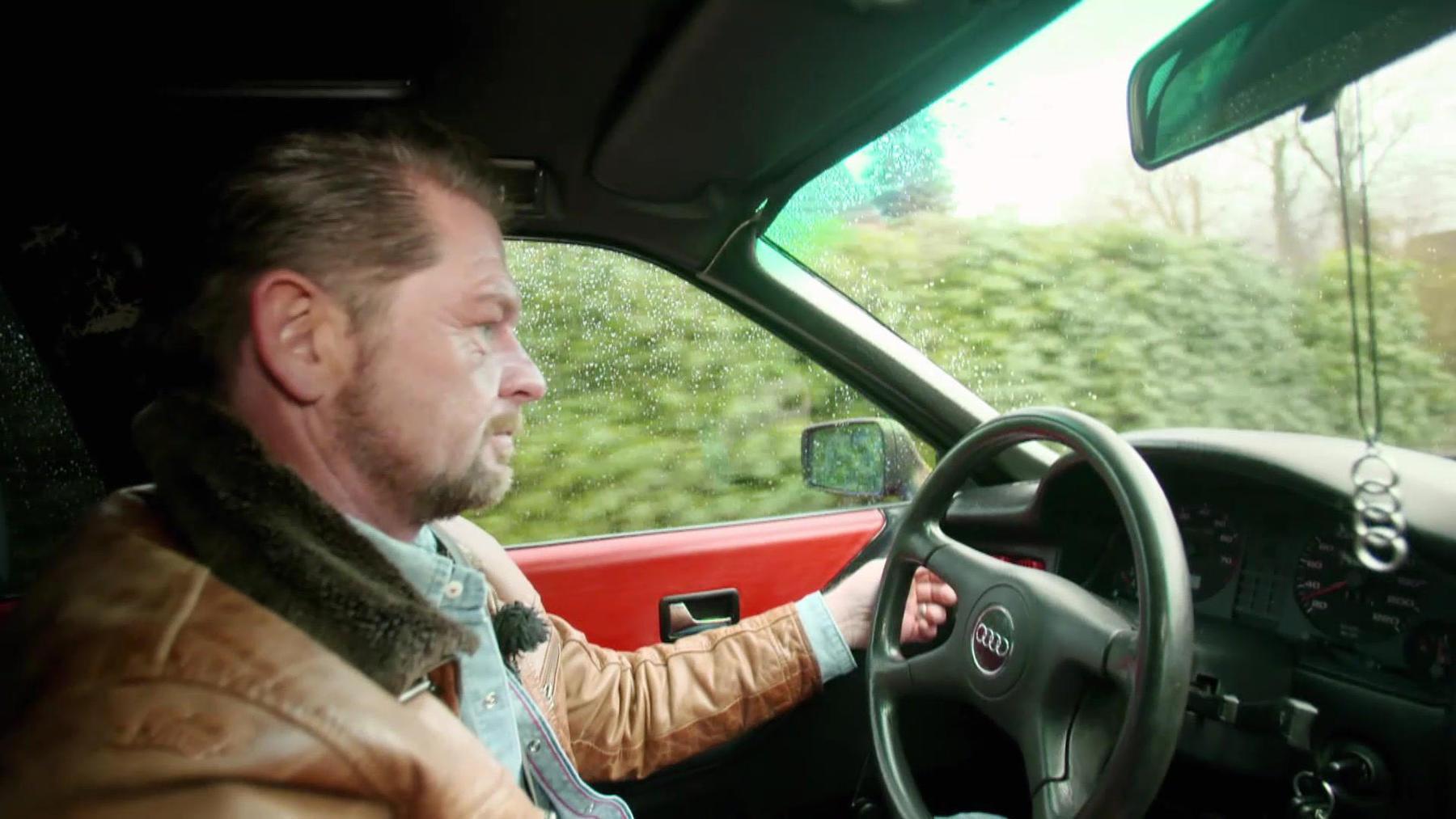 Det sucht Youngtimer   Freds supergünstiger Kombi   GRIP-Elektro-Check - Honda e   Beschleunigungsmo