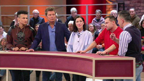 Kandidatenpaar Britta & Thorsten / Experte Mauro