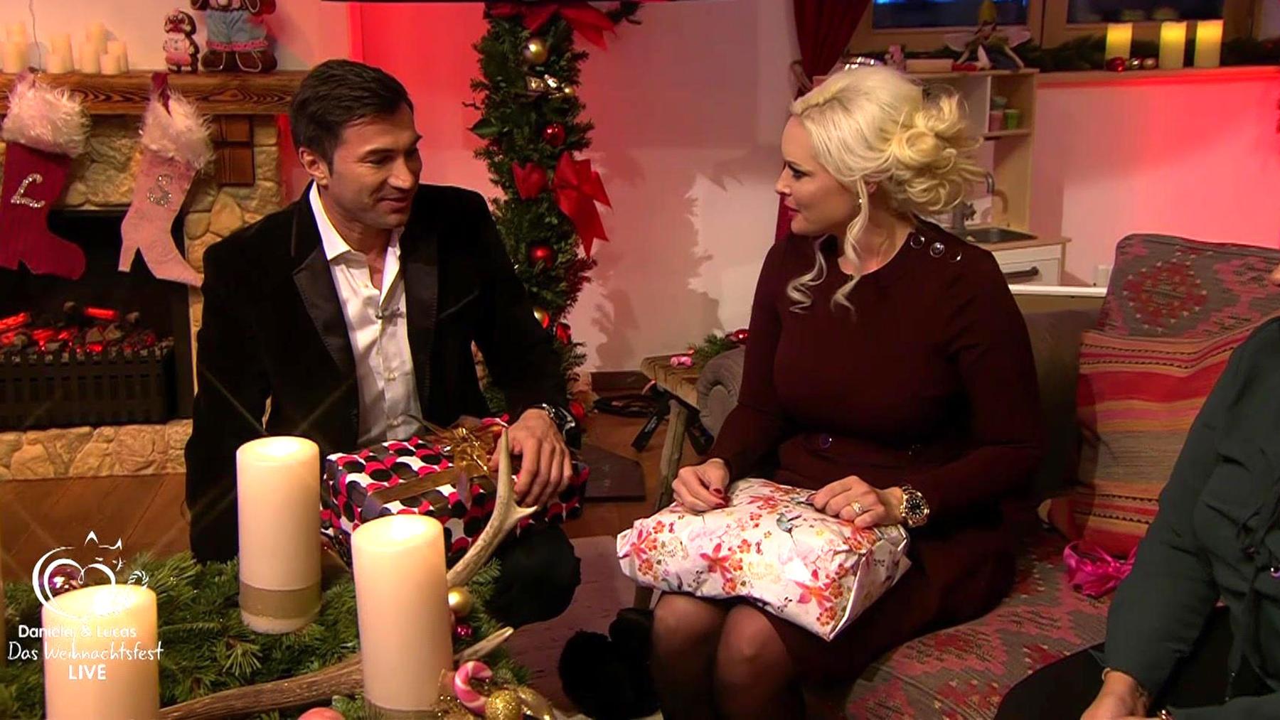 Daniela und Lucas - Das Weihnachtsfest LIVE