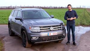 Thema heute u. a.: Fahrbericht VW Atlas