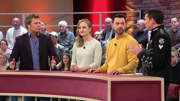 Kandidatenpaar Daniela & Marcel / Experte Antoine