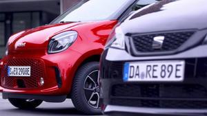 Thema heute u.a.: Vergleichstest E-Autos