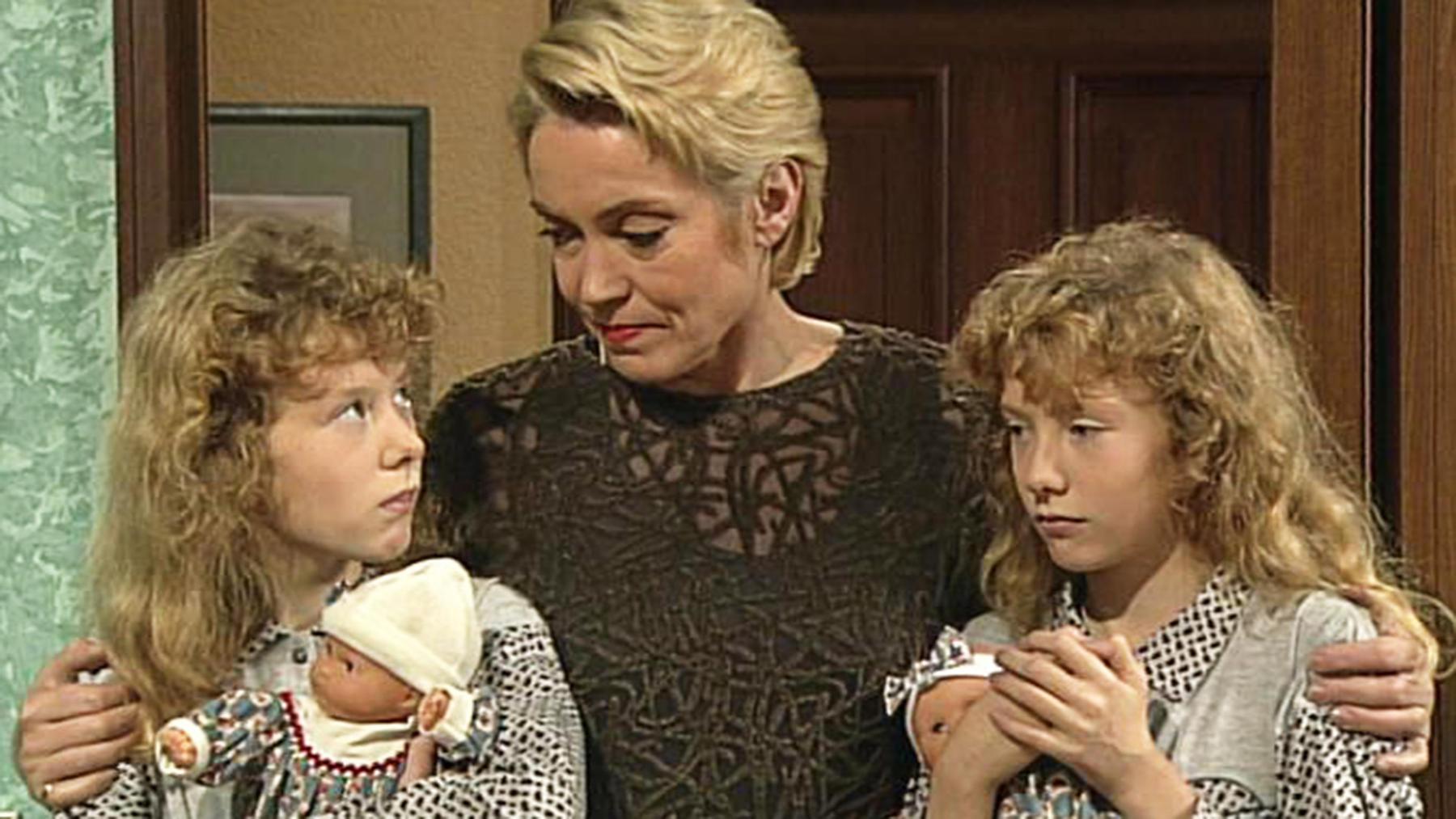 Barbara ist erneut dem Werben Gerners verfallen.