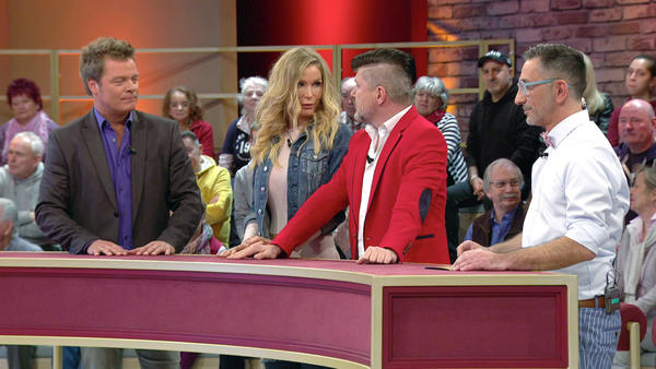 Kandidatenpaar Ramona & Oliver / Experte Mauro