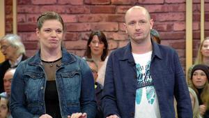 Kandidatenpaar Sophia & Robert / Expertin Johanna