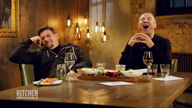 Folge 9 vom 28.03.2021   Kitchen Impossible   Staffel 80   TVNOW