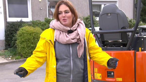 Heute u.a.: Maren & ihre Freunde - Vorgarten