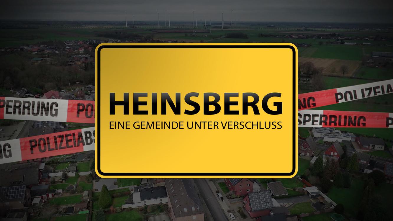 Heinsberg - eine Gemeinde unter Verschluss im Online Stream | TVNOW