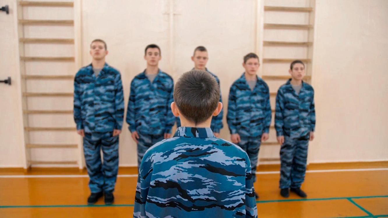 Zwischen Knast und Kinderzimmer - Jugendhaft in Russland im Online Stream | TVNOW