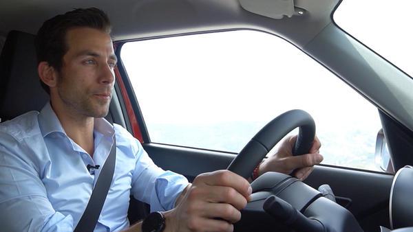 Thema u.a.: Autonomes Fahren - Kommt noch!