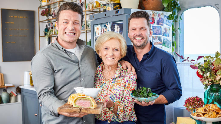 Beef Wellington mit Mary Berry   Folge 1