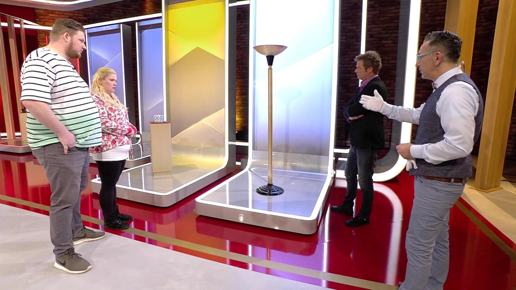 Kandidatenpaar Fiona & Daniel / Experte Mauro