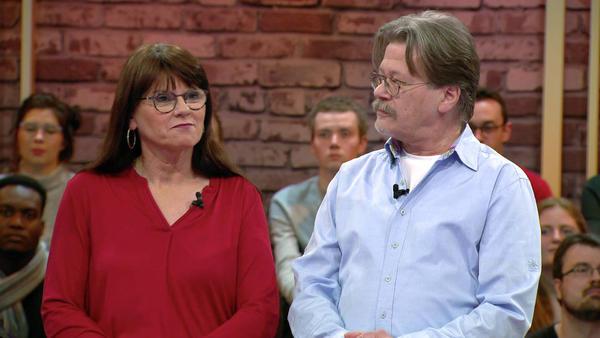 Kandidatenpaar Karin & Gerhard / Experte Mauro