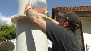 Heute u.a.: Vom Abwasserrohr zum Leuchtturm