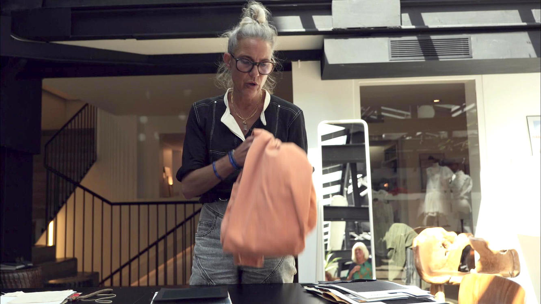 Isabel Marant - Wie eine Kollektion entsteht im Online Stream   TVNOW