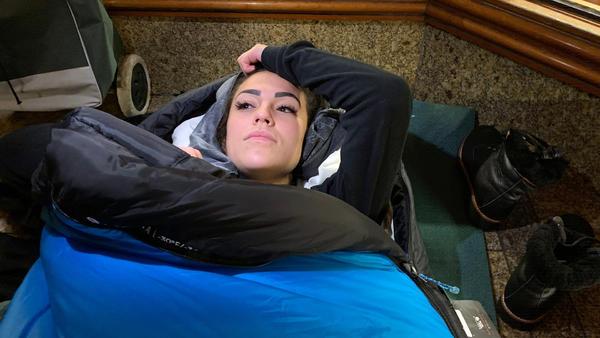 Prominent und obdachlos - Gosse statt Glamour