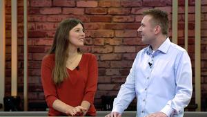Kandidatenpaar Nathalie & Peter / Experte Mauro