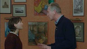 Laura entdeckt, dass ihr Vater sie entführen ließ