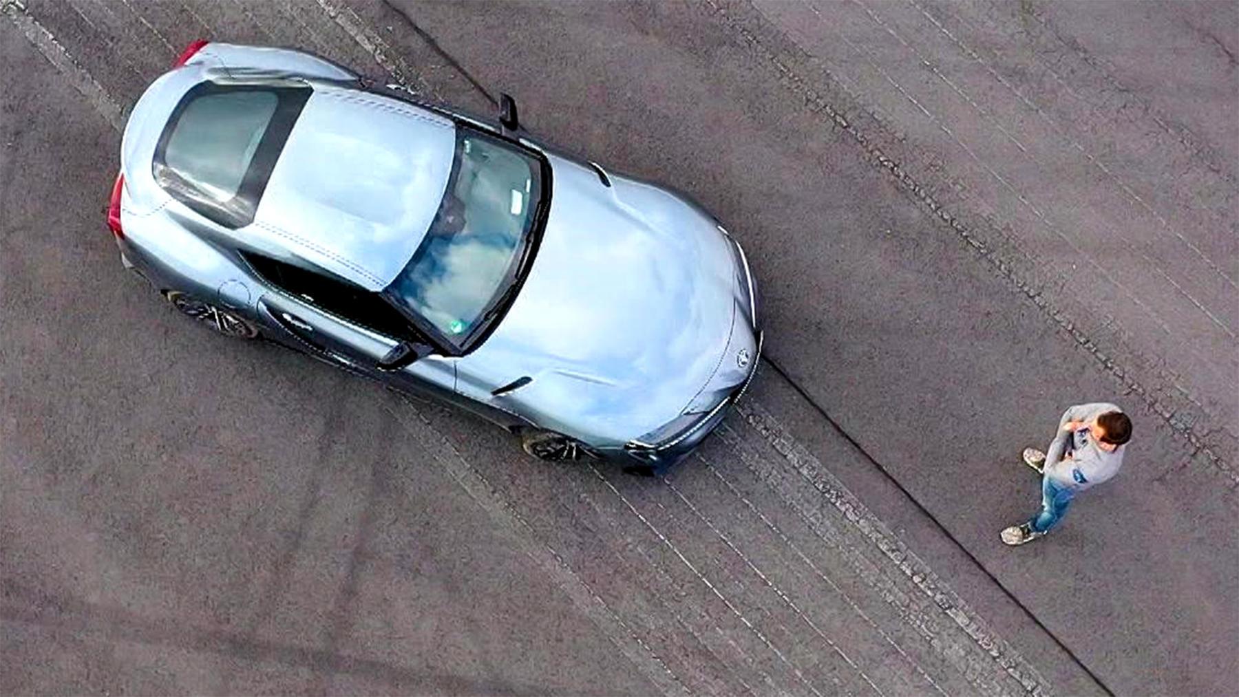 Thema u. a.: Fahrbericht Toyota Supra mit Lance