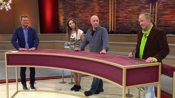 Kandidatenpaar Janine & Klaus / Experte Markus