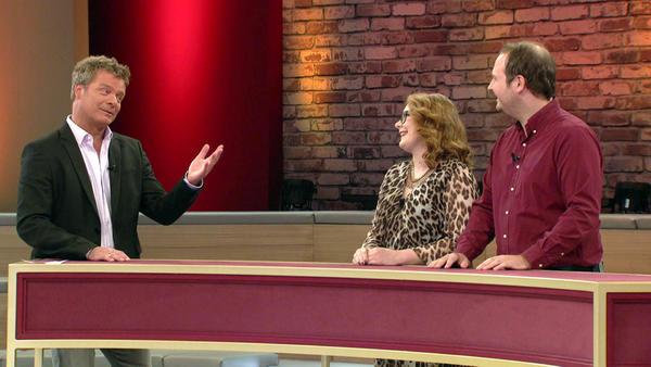 Kandidatenpaar Denise & Markus / Experte Mauro