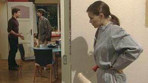 Axel erfährt von Simons Absichten gegenüber Jessica