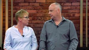 Kandidatenpaar Holger & Claudia / Experte Mauro