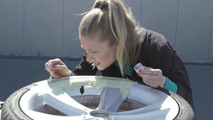 Thema u. a.: Felgen-Reparatur mit Anni