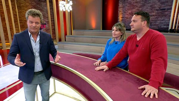 Kandidatenpaar Jimmy & Nadine / Experte Mauro