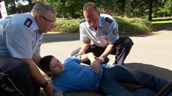 Verprügelter Rollstuhlfahrer hat dunkles Geheimnis