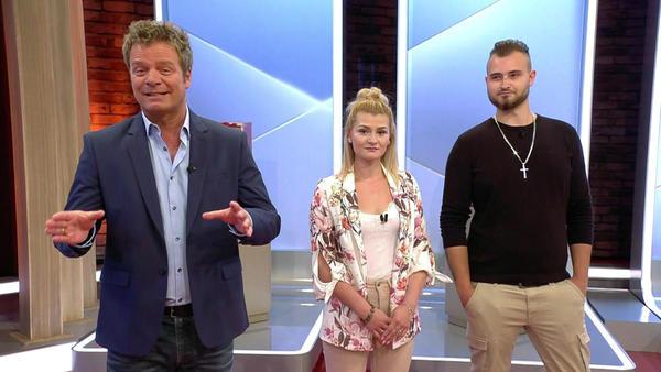 Kandidatenpaar Isabella & Janik / Experte Mauro