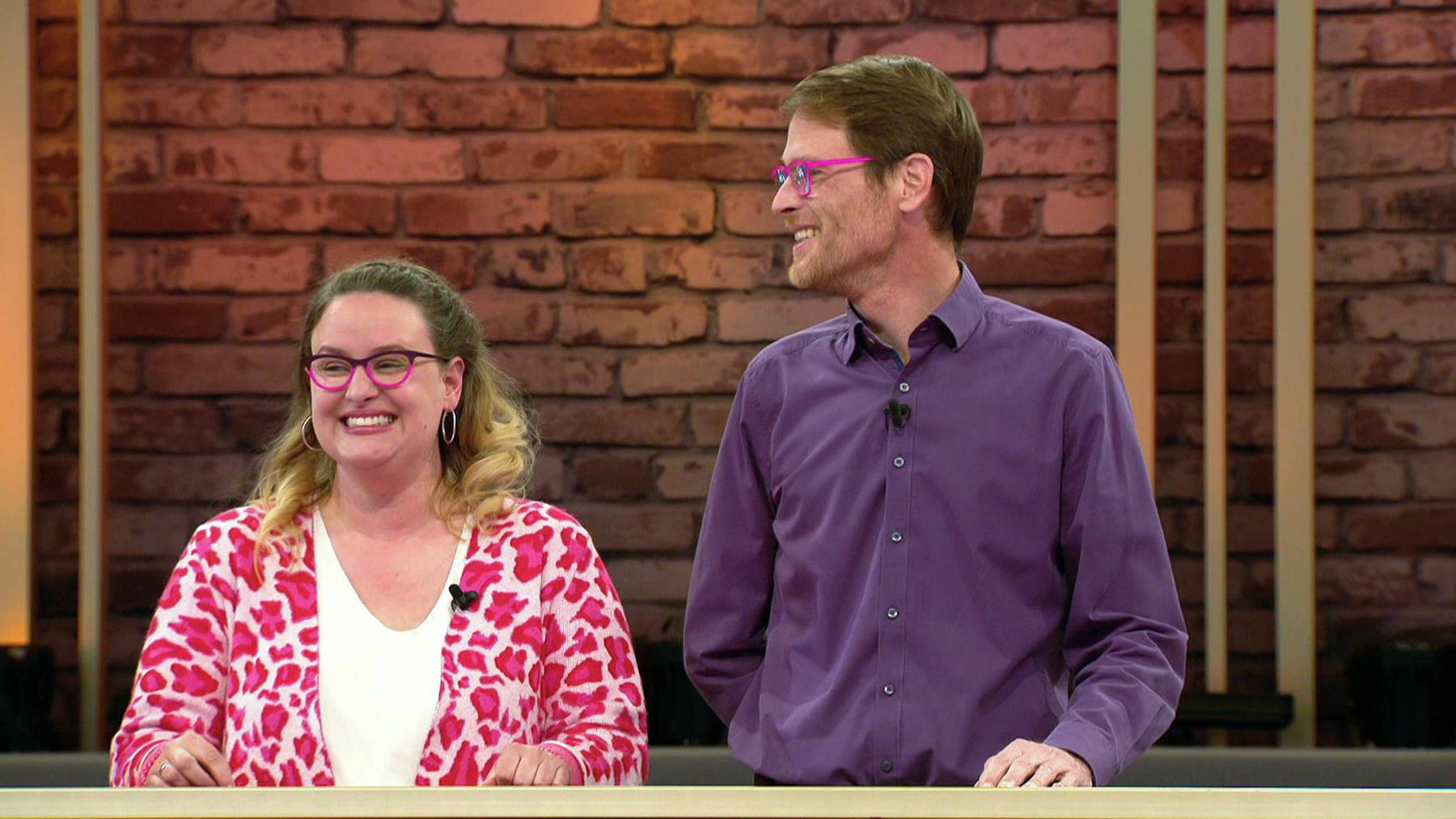 Sammler-Spezial - Kandidatenpaar Nadine & Ralf / Experte Mauro