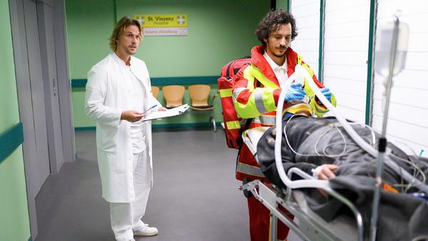 Niclas kommt schwer verletzt ins Krankenhaus
