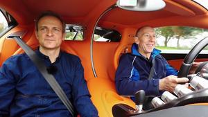 Der neue Bugatti Chiron