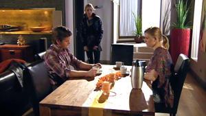 Celine will ihre Beziehung zu Richard nicht aufgeben