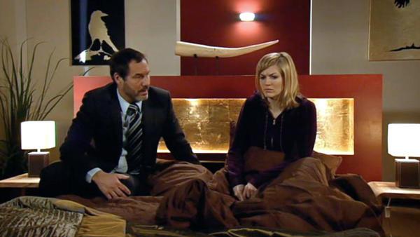 Richard stellt seine Beziehung mit Celine in frage