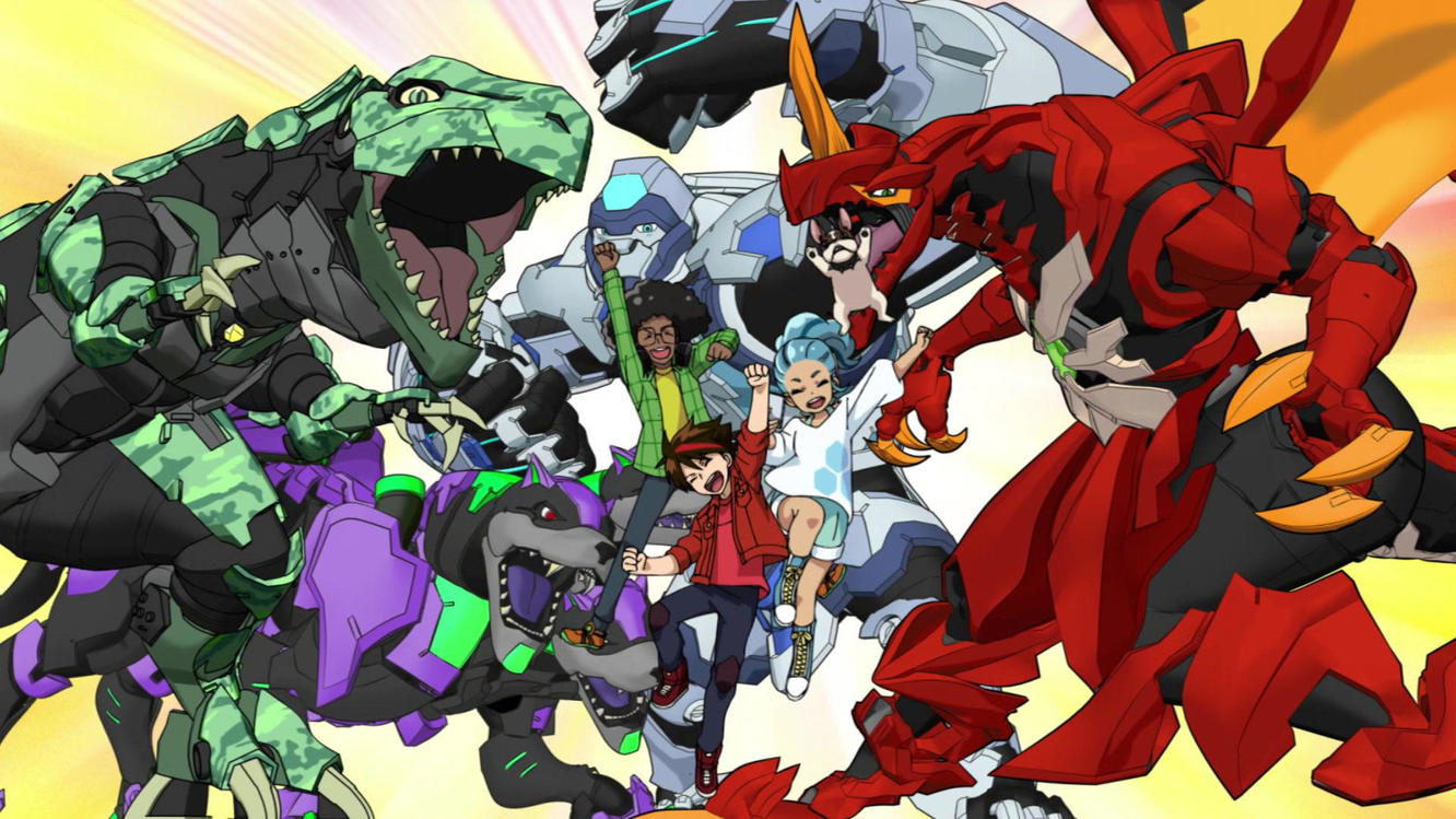 Bakugan Staffel 2
