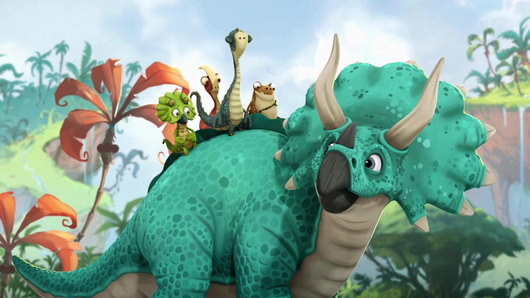 Die Triceratops-Prüfung | Folge 7