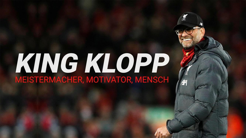 KING KLOPP - Meistermacher, Motivator, Mensch im Online Stream | TVNOW