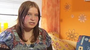 Übergewichtiges Mädchen wehrt sich gegen Vorurteile