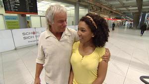 21-jährige Tochter zweifelt an der Urlaubsliebe ihres Vaters
