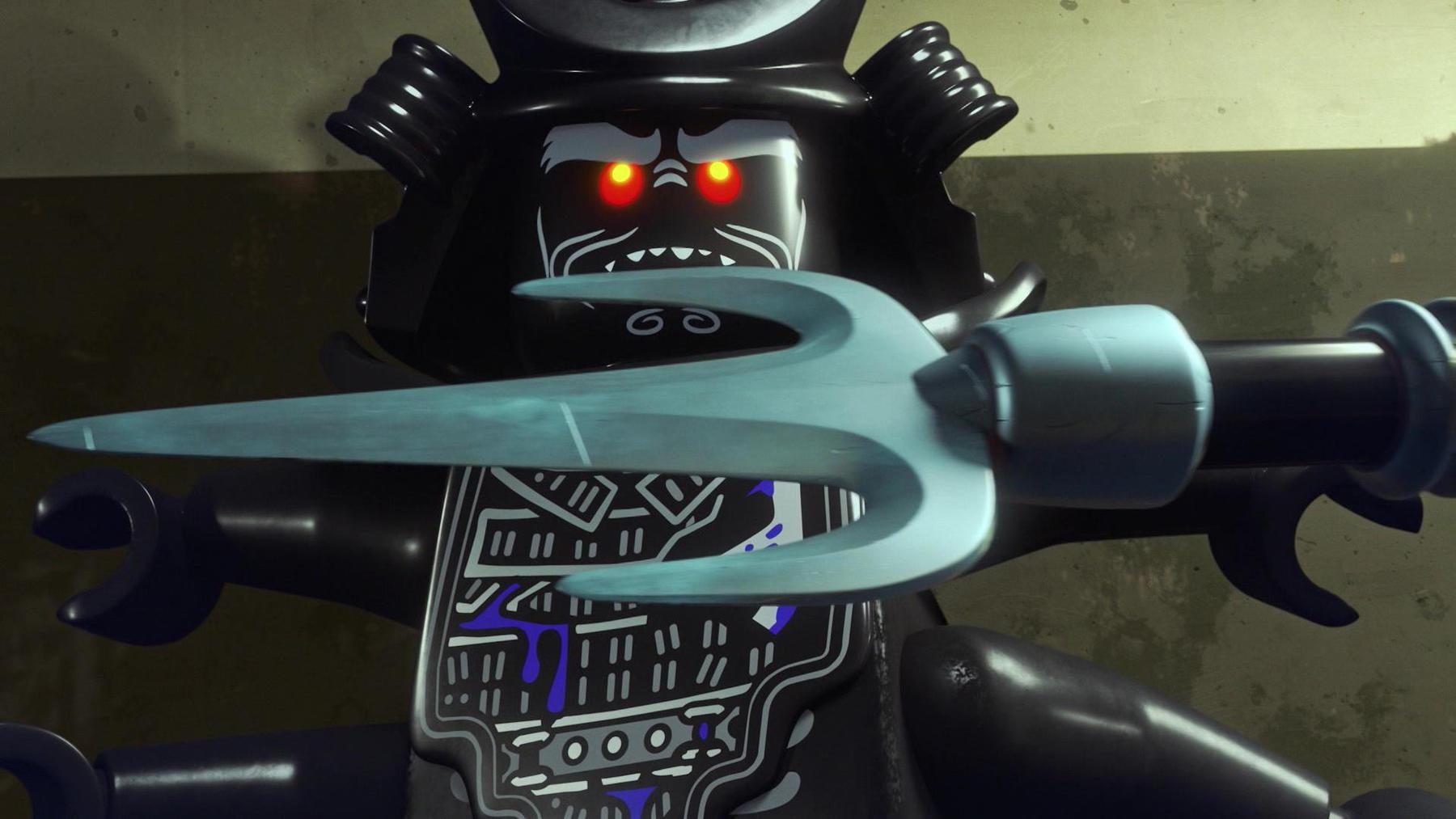 Kleines Ninjago, großer Ärger
