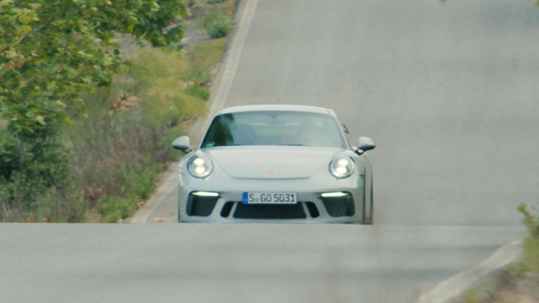 Thema u.a.: Porsche 911 GT3