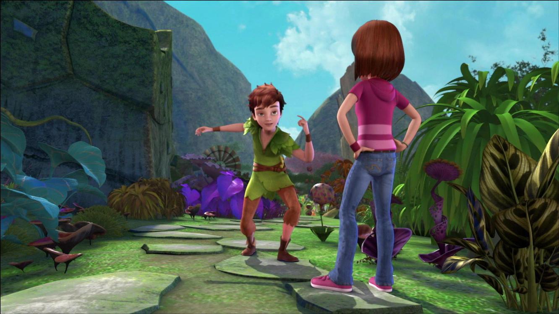 Folge 1 vom 1.07.2020   Peter Pan - Neue Abenteuer   Staffel 1   TVNOW