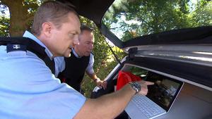 Bodycam rettet Polizistin das Leben